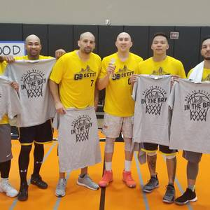 Monday Night Men's 35 & Older Basketball League