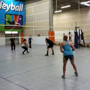 11/24 Indoor Tournament - Coed 4's Volleyball Tournament