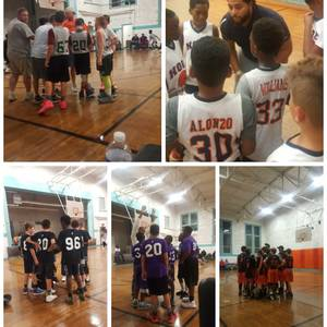 7th Grade U Winter Basketball League