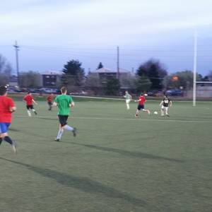 Session 1 '19 - Stapleton Monday Night Soccer Coed 11v11