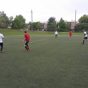 Session 1 '19 - Stapleton Thursday Night Soccer Coed 11v11