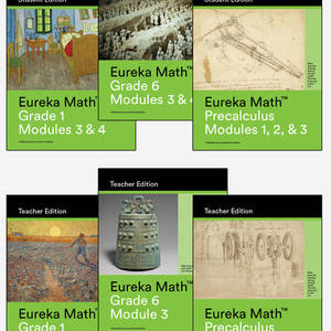 Online! Eureka Math in the PYP KG-3rd grade