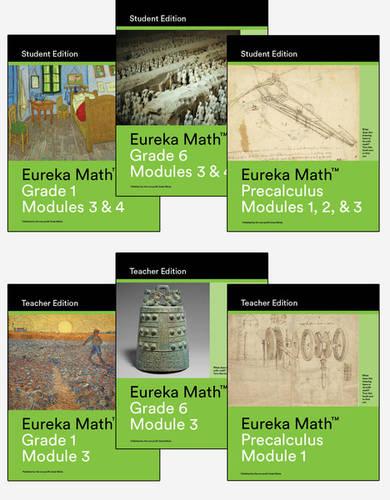 Online! Eureka Math in the PYP KG-3rd grade
