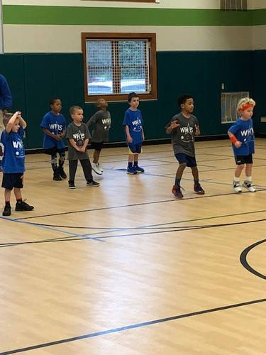 Winter 19 Skill Training/Games Basketball Program