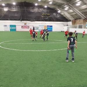 Indoor Winter Training/Games Flag Football Program