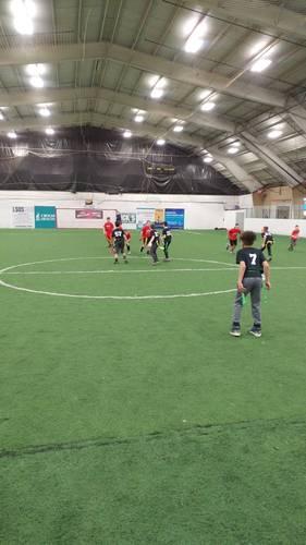 Indoor Winter Training/Games Flag Football Program