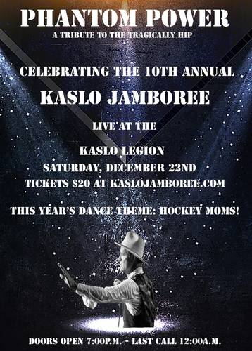 Kaslo Jamboree Dance