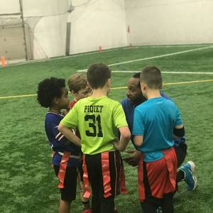 Indoor Flag Football Camp 2