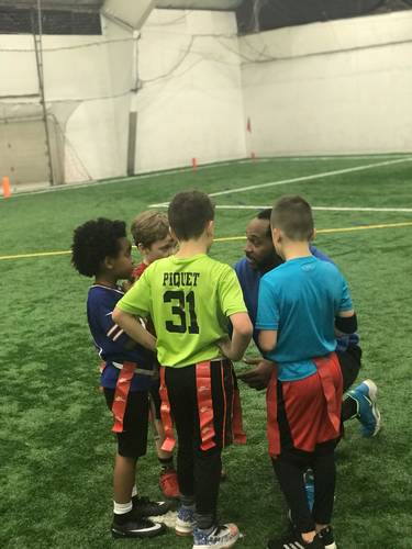 Indoor Flag Football Camp 2
