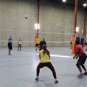 Session 2 '19 - Denver Wednesday Interm/Advanced Volleyball Coed 4's