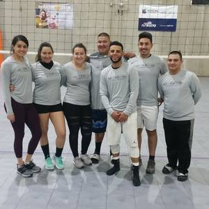 Session 2 '19 - Denver Tuesday Advanced Volleyball Coed 6's