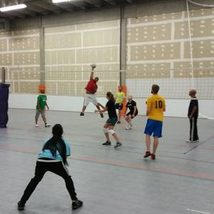 Session 2 '19 - Denver Wednesday Intermediate Volleyball Coed 6's