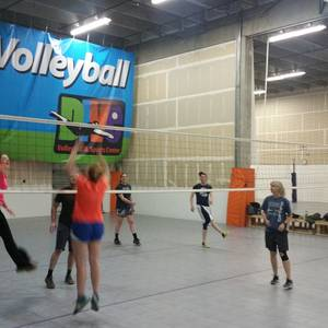 Session 2 '19 - Denver Thursday Recreational Volleyball Coed 6's