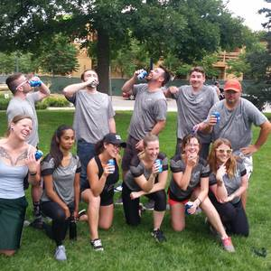 Session 2 '19 - FREE BEER Wednesday Downtown Coed Kickball League