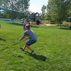 Session 2 '19 - Stapleton Tuesday Recreational/Int Volleyball Coed 4's