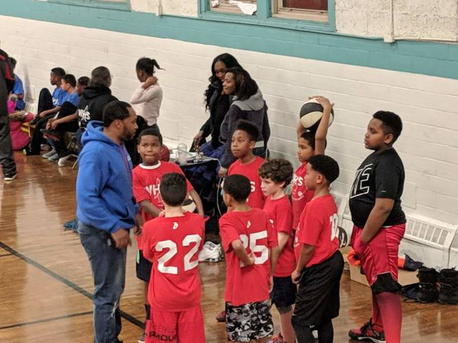 5th Grade Competitive Basketball League