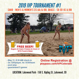 2019 IVP Volleyball Tournament #1