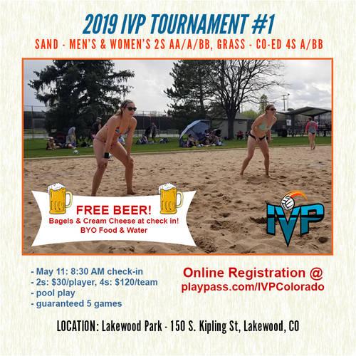 2019 IVP Volleyball Tournament #1