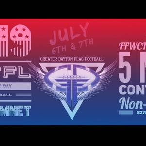 REGISTRATION: 2019 Annual Independence Day Tournament