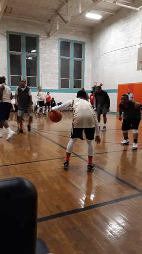 Adult Basketball League Registration