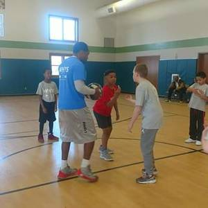 Youth Basketball Skill Development/Game Program Registration