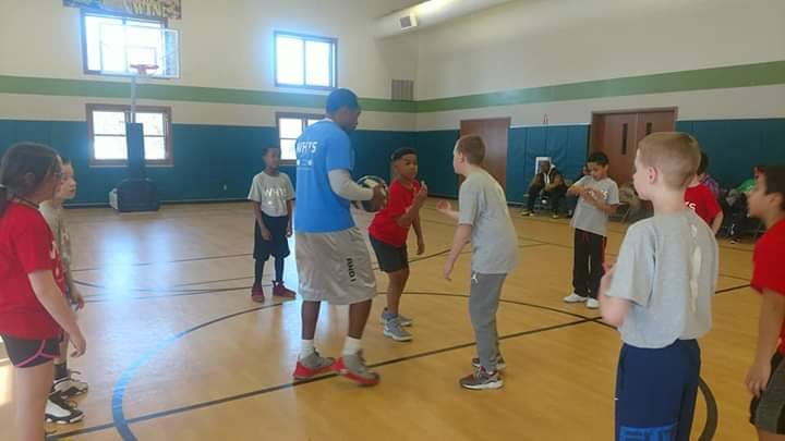 Youth Basketball Skill Development/Game Program Registration