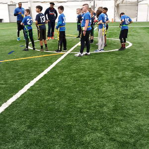 Flag Football Skill Development/Games Program Registration