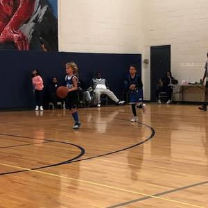 3rd Grade Competitive Basketball League Registration