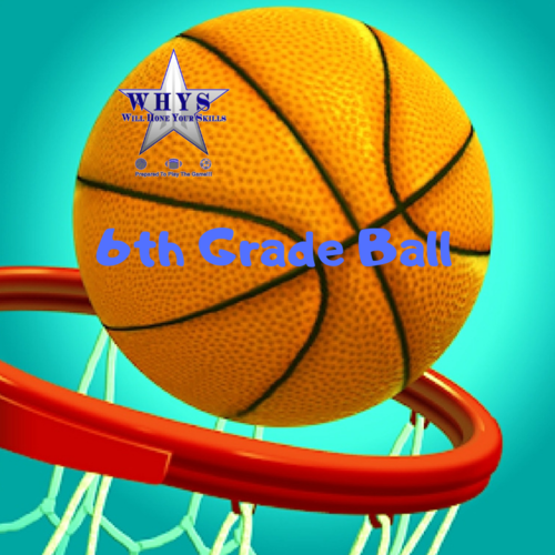 6th Grade U Competitive Basketball League Registration