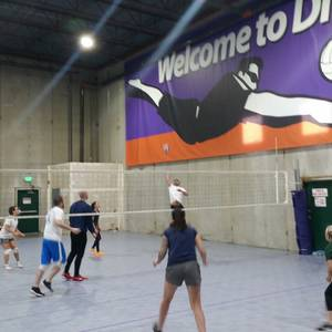 Session 3 '19 - Denver Wednesday Intermediate Volleyball Coed 6's