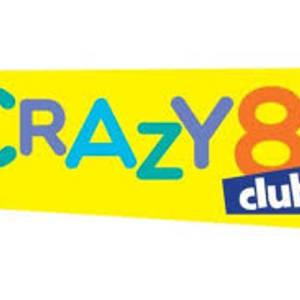 Crazy 8's Math Club (3-6)