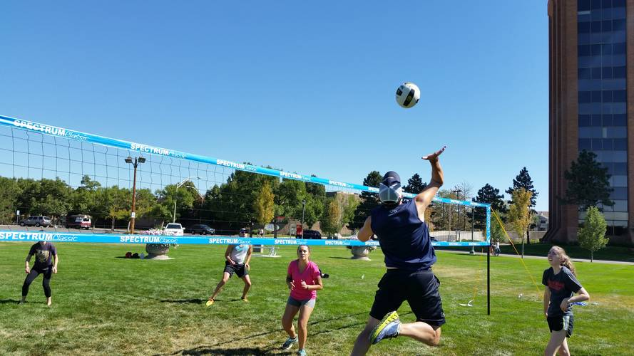 5/12 - Grass Volleyball Coed 4's Tournament