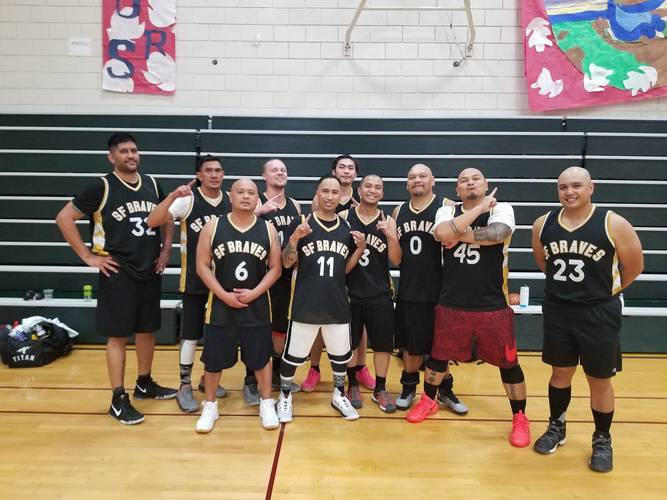Wednesday Night Corporate Basketball Rec League