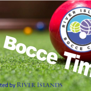River Islands Bocce Club Sign-up 2019