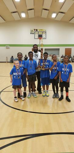 5th Grade Competitive Basketball League Registration