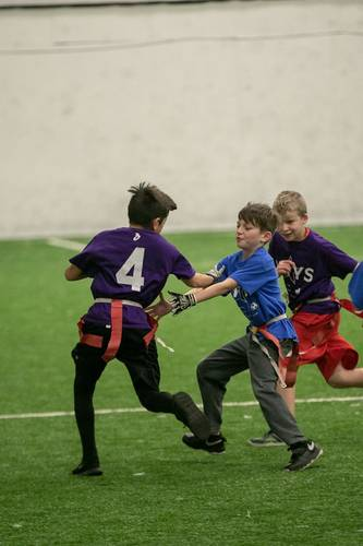 Flag Football Skill/Games Program Registration