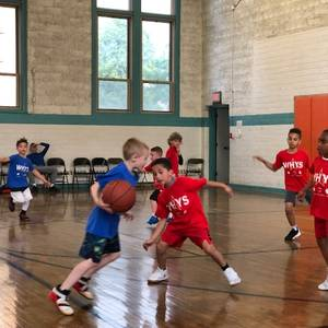 Youth Basketball Training/Games Program Registration