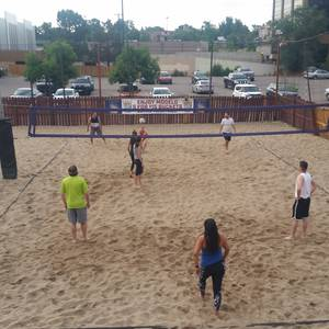 Session 4 '19 - Monaco Park Tuesday Inter/Advanced Volleyball Coed 4's