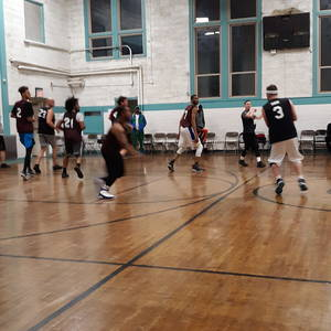 Adult Basketball League Registration