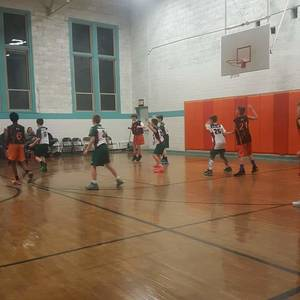 8th Grade U Basketball League Registration