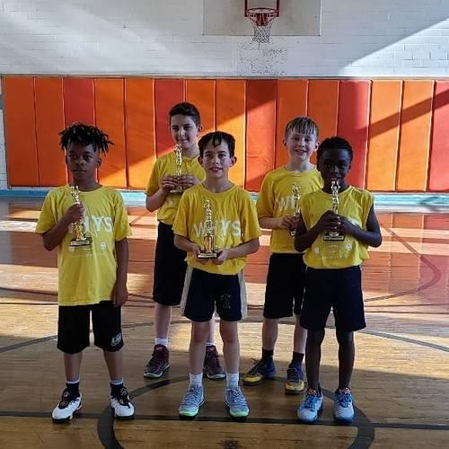 4th Grade U Basketball Registration