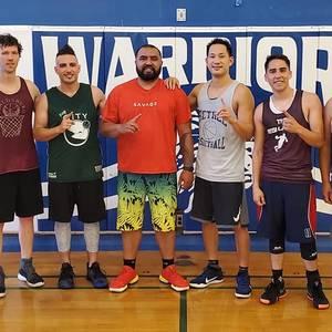 Wednesday Night Corporate Basketball Rec League