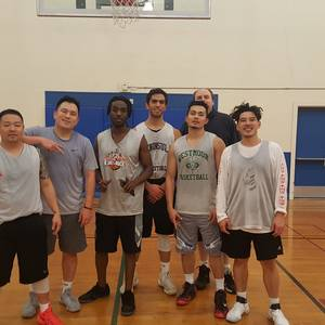 Tuesday Night Men's Open Basketball League