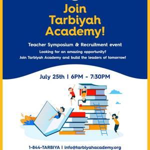Tarbiyah Academy Teacher Symposium
