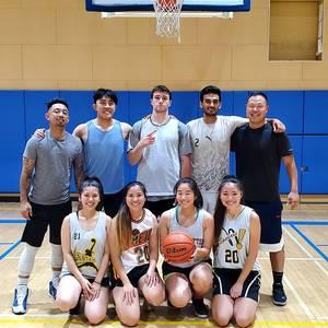 Sunday Coed Basketball Summer/Fall League