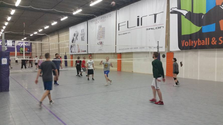 Session 5 '19 - Denver Thursday Recreational Volleyball Coed 6's