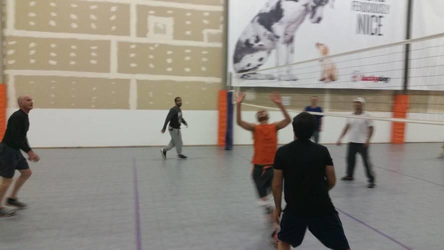 Session 5 '19 - Denver Thursday Advanced Volleyball Men's 6's