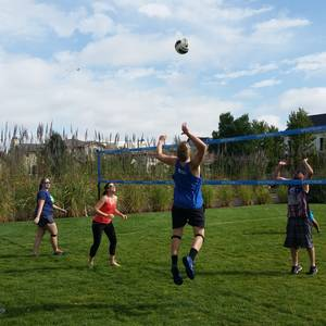 Session 5 '19 - Westminster Wednes Interm/Advanced Volleyball Coed 4's