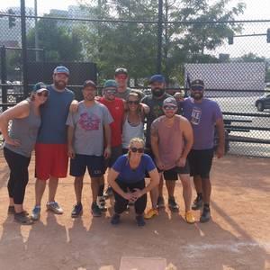 Session 5 '19 - Mondays Denver Coed Recreational Softball