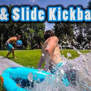 9/7 - Slip 'N' Slide Kickball Tournament